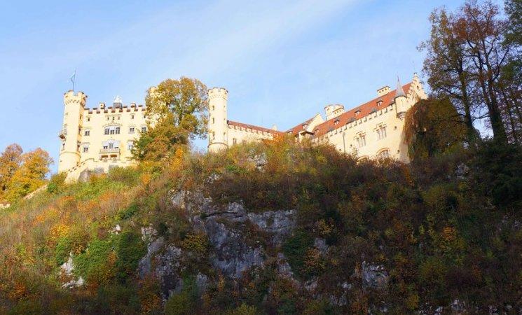 Castillo de Hohenschwangau, Alemania