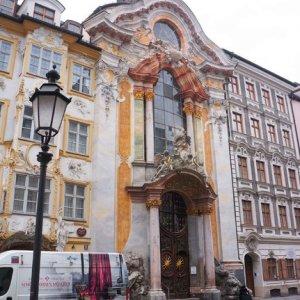 Centro histórico de Múnich