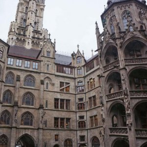 Ayuntamiento de Múnich