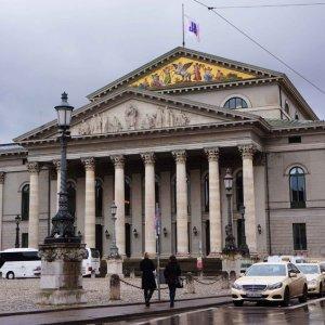 Palacio de la Ópera en Múnich