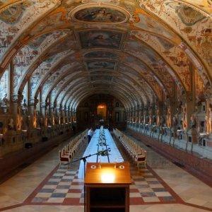 Antiquarium del Palacio Real de Múnich