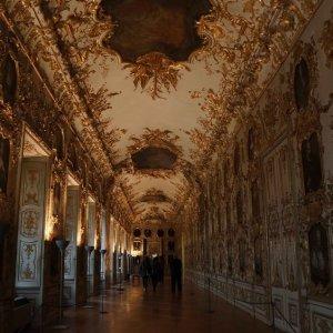 Galería Ancestral del Palacio Real de Múnich