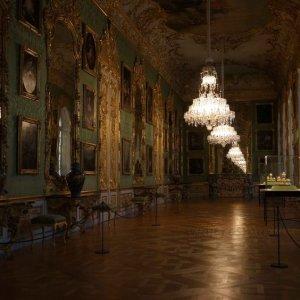Galería verde del Palacio Real de Múnich