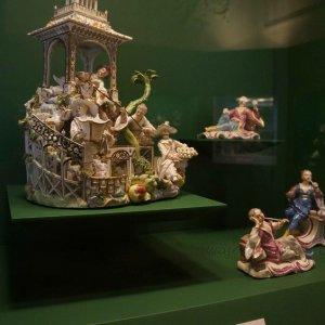 Reliquias del Palacio Real de Múnich