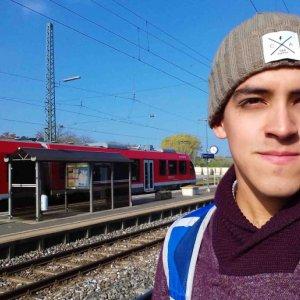 Estación de tren de Rothenburg