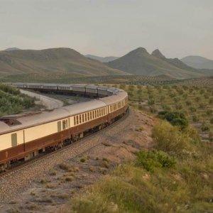 Tren en Andalucía