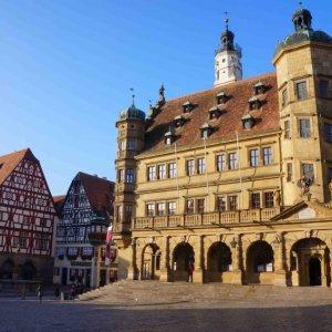 Ayuntamiento de Rothenburg