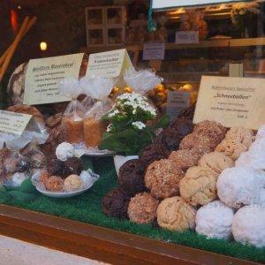 Bolas de mantequilla en Rothenburg