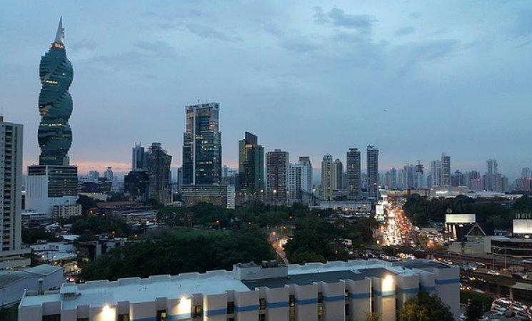 Centro de la Ciudad de Panamá