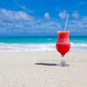 Licuado en el Caribe