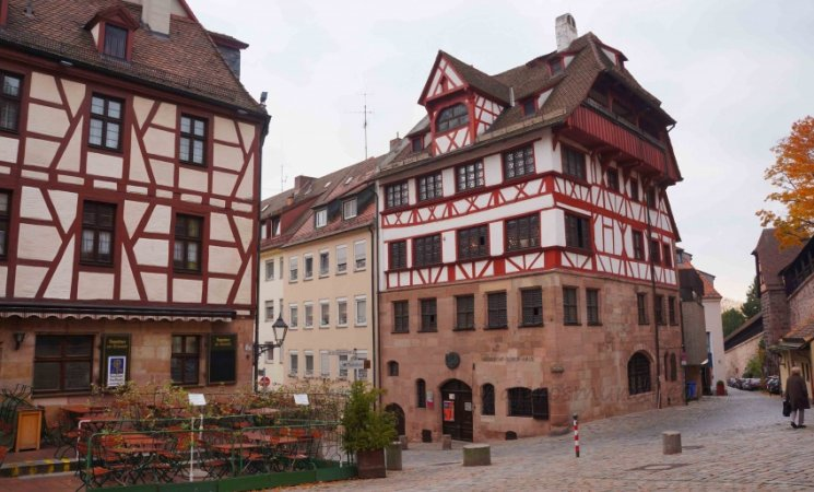 Casa de Alberto Durero, Núremberg