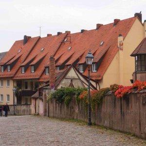 Centro histórico de Núremberg