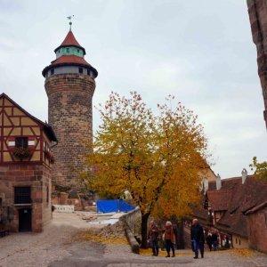 Castillo imperial de Núremberg
