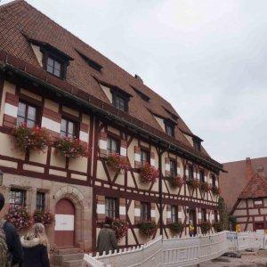 Castillo imperial de Núremberg, actual universidad