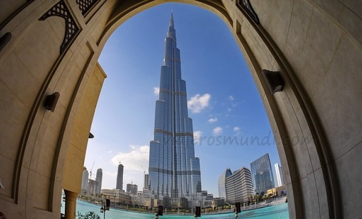 Rascacielo de Dubai