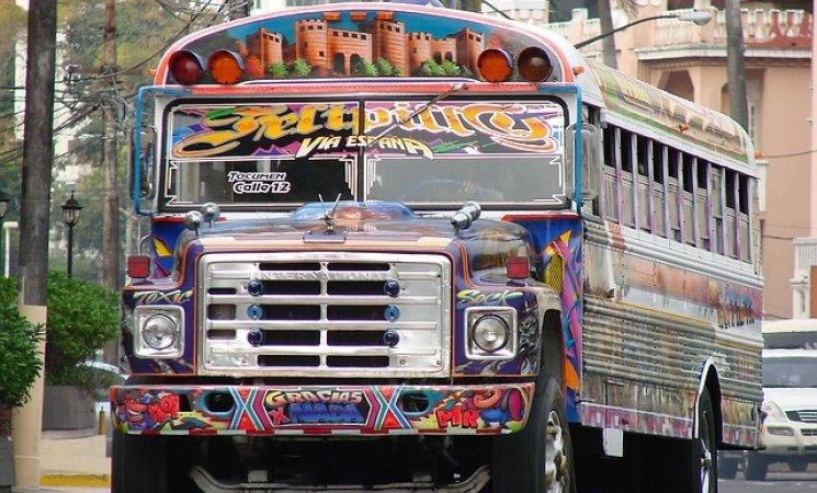 Bus Panamá