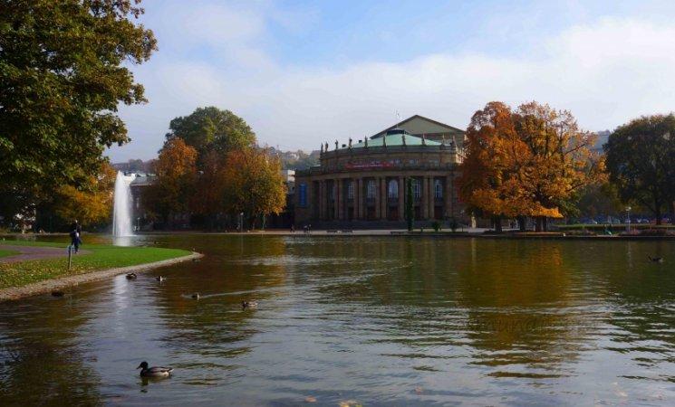 Teatro Estatal de Ópera de Stuttgart