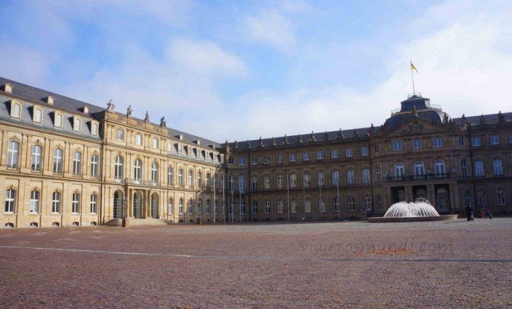 Palacio Nuevo de Stuttgart