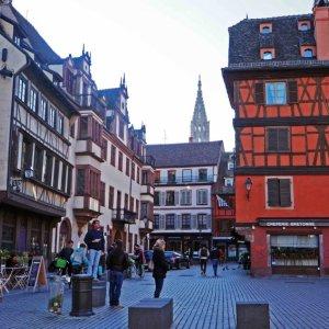 Calles de la Grande Île, Estrasburgo