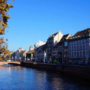 Río III, Estrasburgo