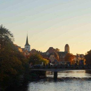 Vista de la Grande Île de Estrasburgo