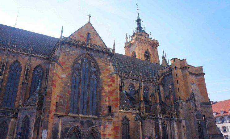 Catedral de Colmar, Francia