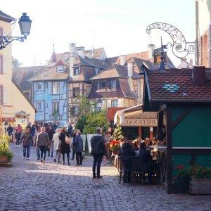 Petite Venice, Colmar, Francia