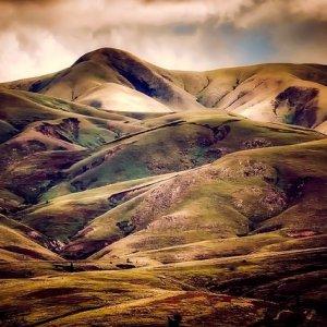 Montañas en Islandia
