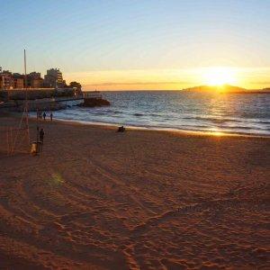 Playa de los catalanes, Marsella