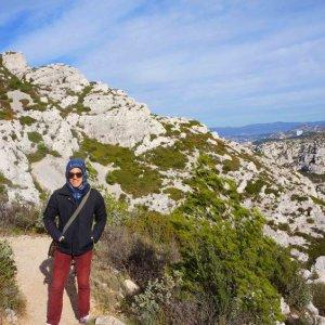 Parque Nacional Les Calanques, Marsella