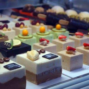 Chocolatería en Le Panier, Marsella