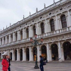 Biblioteca Nacional Marciana, Venecia