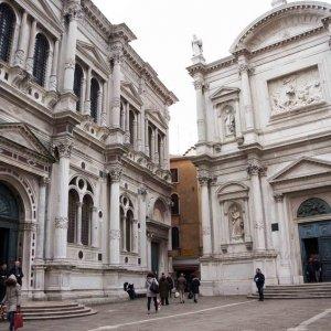 Arquitectura neoclásica en Venecia