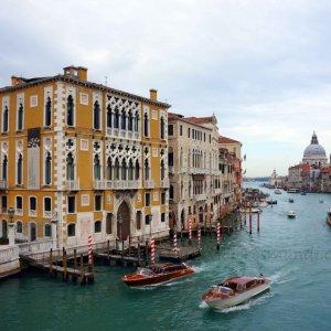 Palazzo Cavalli-Franchetti, a orillas del Gran Canal de Venecia
