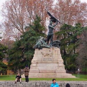 Parco della Montagnola en Bolonia