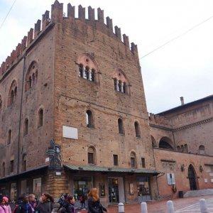 Palazzo Re Enzo en Bolonia