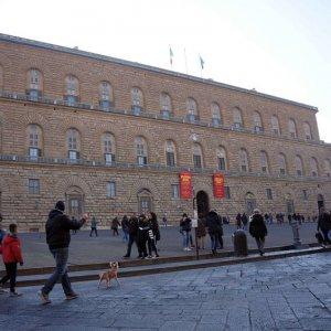 Palacio Pitti, Florencia
