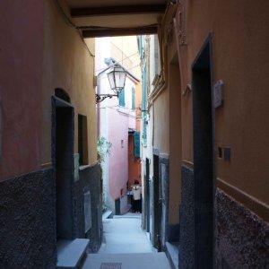 Callejones de Riomaggiore, Cinque Terre