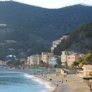 Vista de Monterosso, Cinque Terre