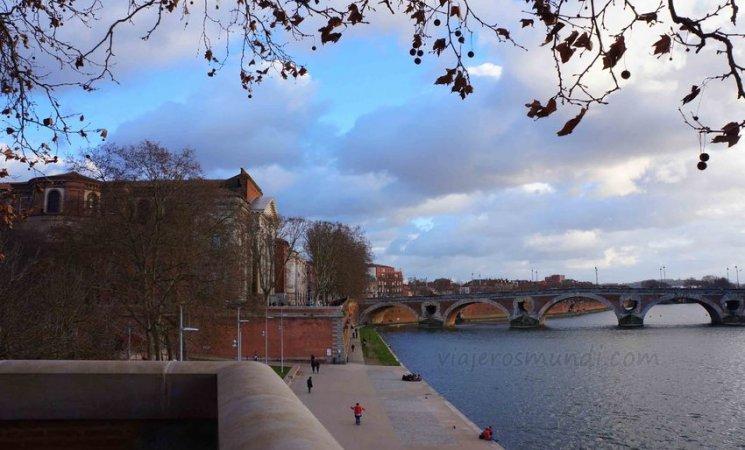 Pont Neuf en Toulouse