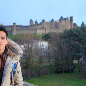 Ciudadela de Carcassonne, Francia