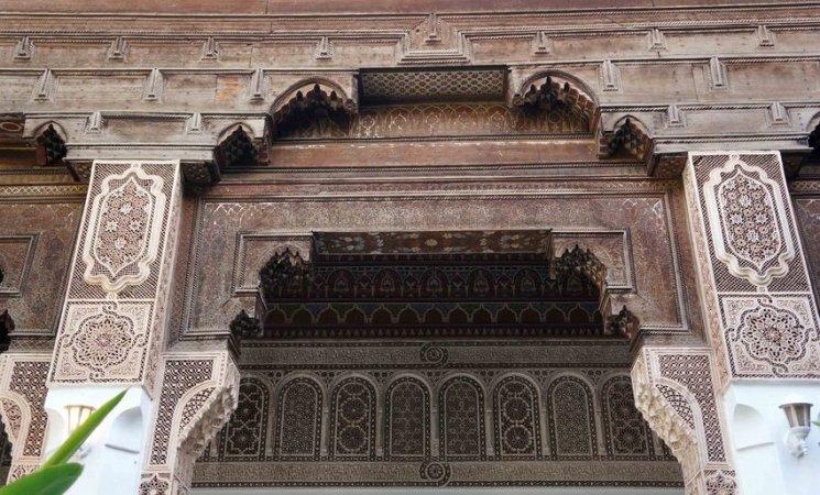 Palacio de la Bahía, Marrakech